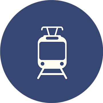 Icon Straßenbahn-Tram